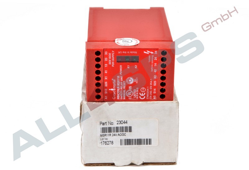 490350_ALLEN BRADLEY MINOTAUR SAFETY RELAY UNIT MANUAL RESET MSR11R 440r n23132 wiring diagram msr127rp user manual \u2022 45 63 74 91 440r n23132 wiring diagram at crackthecode.co