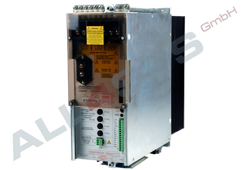 Bosch Rexroth Indramat Ac Servo Power Supply Kdv4 1 30 3