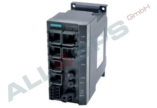 SCALANCE X206-1LD, MANAGED IE SWITCH, 6GK5206-1BC10-2AA3