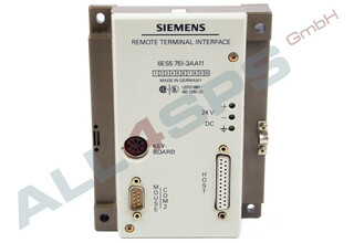 SIMATIC S5, REMOTE-TERMINAL- INTERFACE, 6ES5751-3AA11