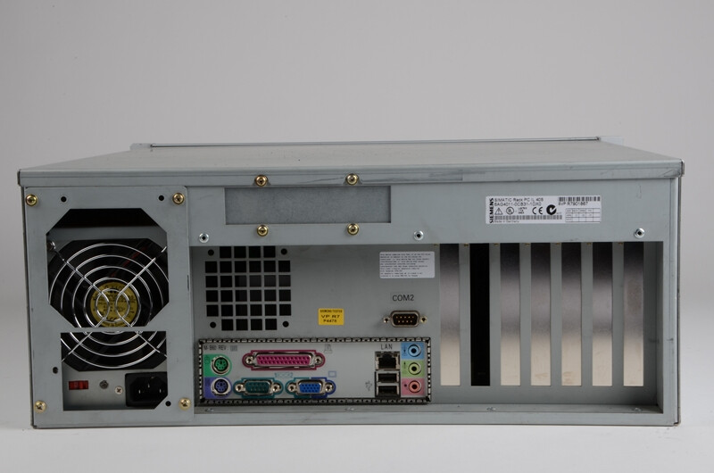 SIEMENS SIMATIC RACK PC IL 40 S, 6AG4011-0CB31-1DX0