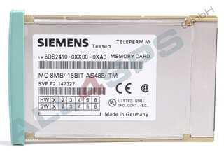 SIEMENS TELEPERM AS488/TM MEMORY CARD 8MB,...