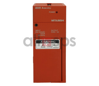 MITSUBISHI MELSEC POWER SUPPLY UNIT, A1S61PEU