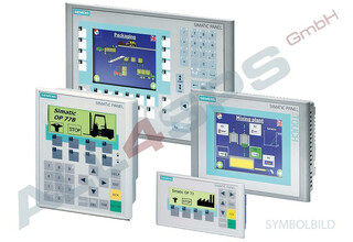 OPERATOR PANEL OP7/DP12 LC-DISPLAY, 6AV3607-1JC30-0AX0