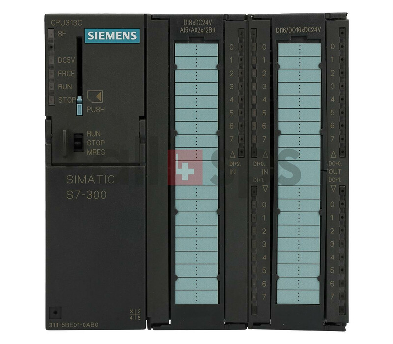 SIMATIC S7-300 CPU 313C KOMPAKT CPU, 6ES7313-5BE01-0AB0