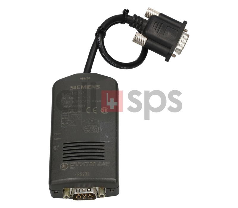 Siemens Simatic S7 PC Adapter V5.1 6ES7 972-0CA23-0XA0