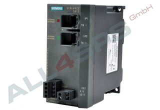 SIEMENS SCALANCE S612, SIMATIC NET SECURITY MODULE,...