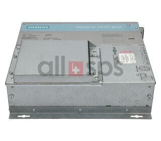 SIMATIC PCS 7 BOX SYSTEME IPC627C, CORE I7-610E,...