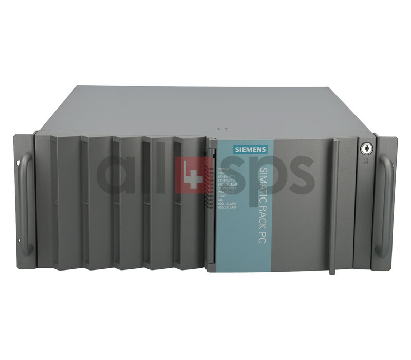 SIMATIC RACK PC 847B, CORE 2 DUO T5500, 6ES7643-8GB22-0BX0