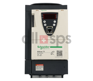 SCHNEIDER ELECTRIC FREQUENZUMRICHTER, ATV71HU40N4